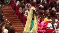 Dakar MDR:  Prestation de BAYE ( Keur Baye) au Grand Théâtre