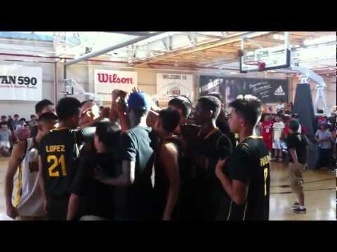 Victory Celebration-Filipino Basketball Association of North America - FBA-NA