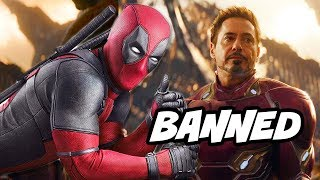 Deadpool 2 Trailer - Banned Jokes and Infinity War Easter Eggs