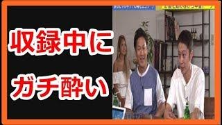 はんにゃ金田、収録中にガチ酔い動画 お笑い芸人のキングコング・西野亮...