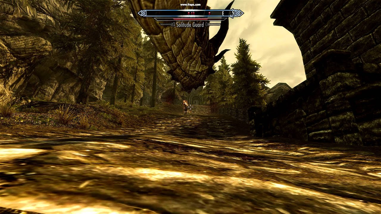 How to become a dragon in skyrim