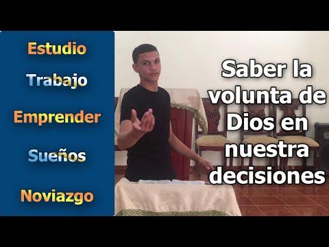 ¿Cómo saber la voluntad de Dios en nuestras decisiones? | Jóvenes de Cristo