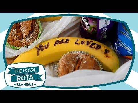 Prince Philip's car crash, Meghan's bananas and how Americans see the royal family | ITV News