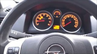 Opel Astra!!! Скрытые Функции!