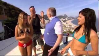 Hubert Kah besucht Ronald Schill in Rio de Janeiro 2014