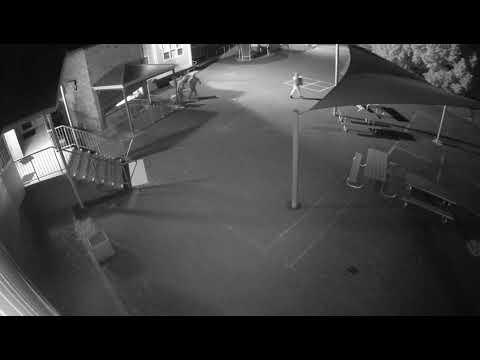 EXAMINER NEWSPAPER - Cressy District High School canteen burglaries