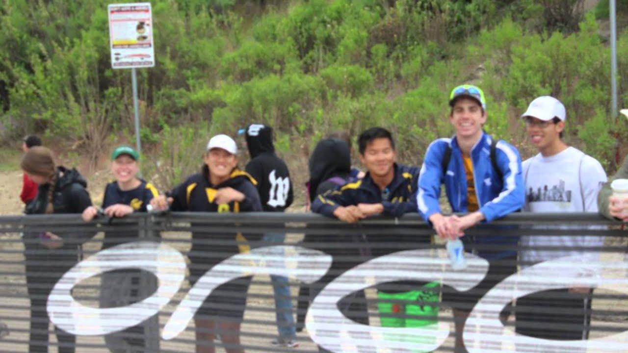 Cal Triathlon at Wildflower 2013