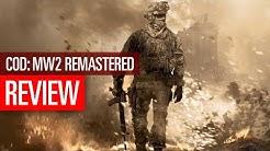 Call of Duty: Modern Warfare 2 Remastered | REVIEW | Ein Shooter-Klassiker in neuem Gewand