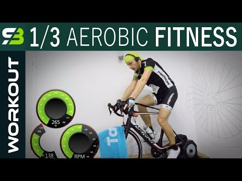 Indoor Cycling 1/3. 20 Minutes FTP Test. What Is Your Fitness Level?