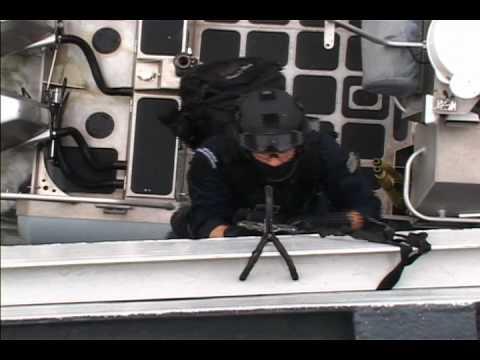 Coast Guard Maritime Security Response Team