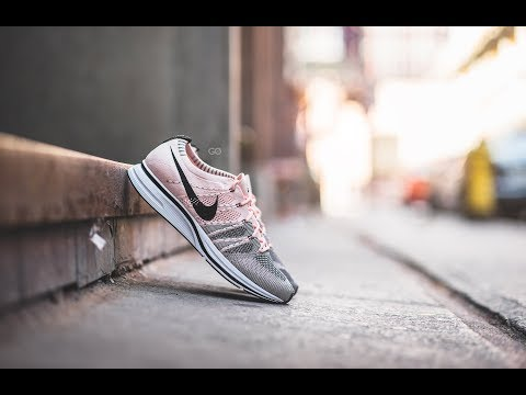 "Review & On-Feet: Nike Flyknit Trainer ""Sunset Tint"""