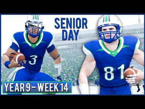 #2 Cal vs #5 Kalispell - NCAA Football 14 Dynasty Year 9 - Week 14 | Ep.163