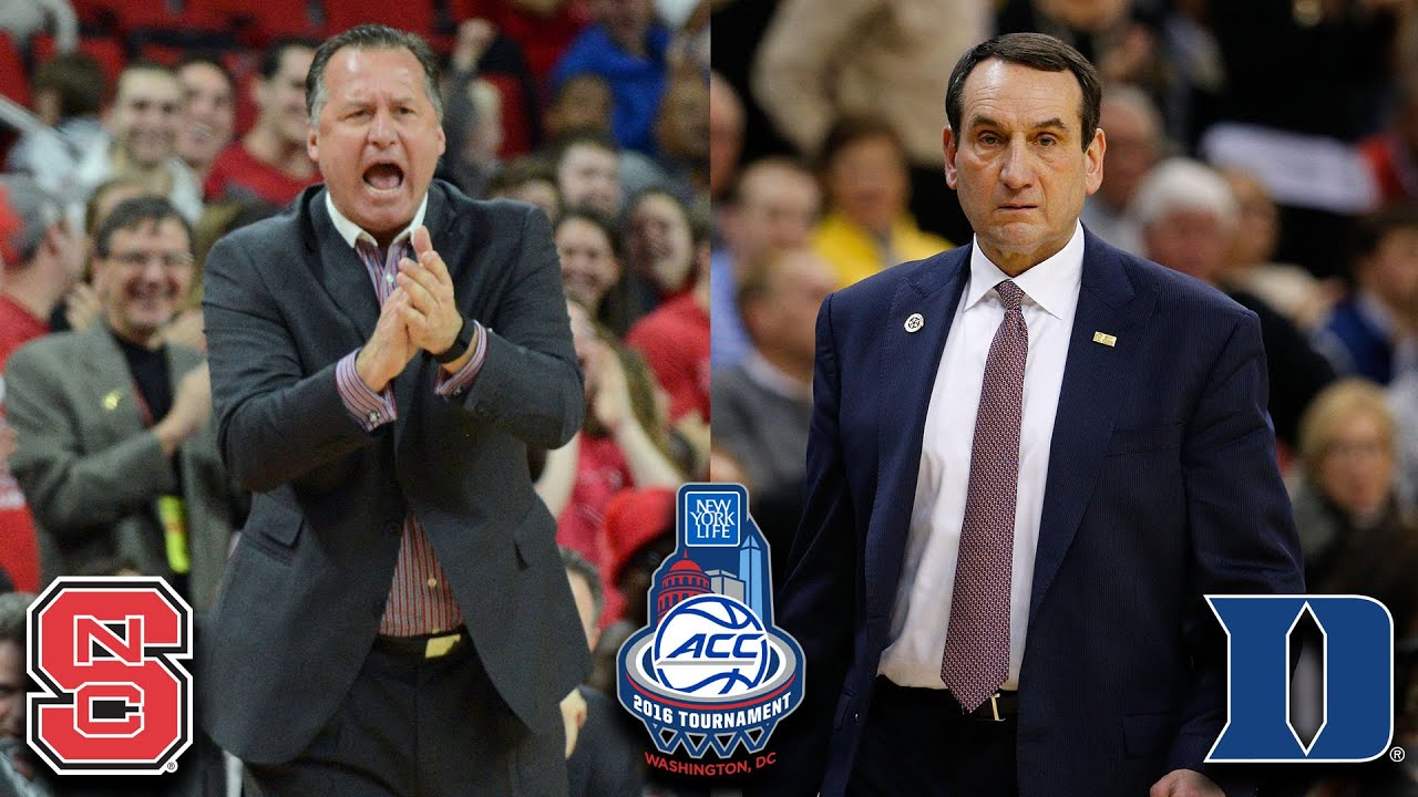 Coach K: Duke 'not competitive' in NC State rout