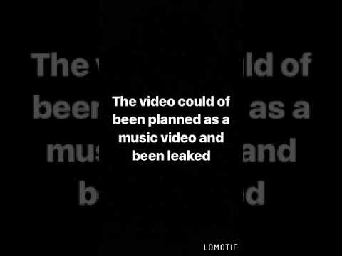 The illuminati warning on XXXtentacion