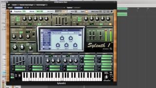 BIG Synth like Avicii, Martin Garrix or Swedish House Mafia in Sylenth1 & Logic Pro