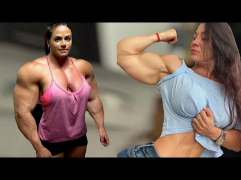 FEMALES FITNESS, – Angelica, IFBB MUSCLE, FEMALE BODYBUILDING, GYM WORKOUT,