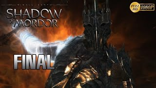 """La Tierra Media: Sombras de Mordor Final Español Gameplay """"Jefe La Mano Negra"""" (PC XboxOne PS4)"""
