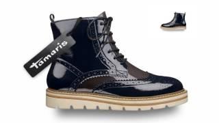 видео Австрийская обувь Gabor