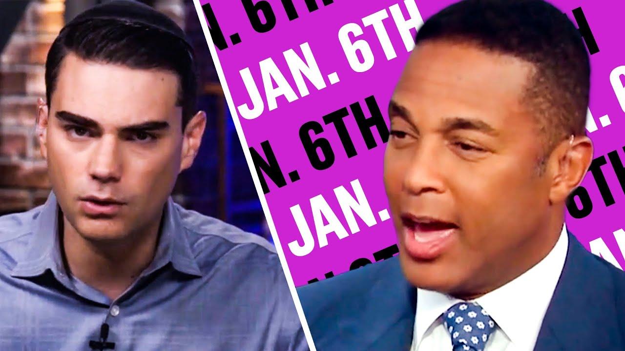 Ben Shapiro SHREDS Don Lemon Over January 6th Double Standard