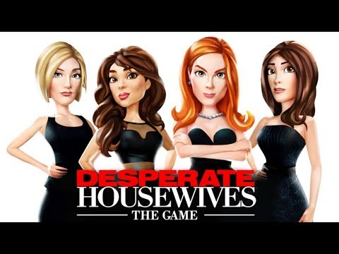Desperate Housewives: The Game -Simulator Solve A Murder Case - Android Gameplay