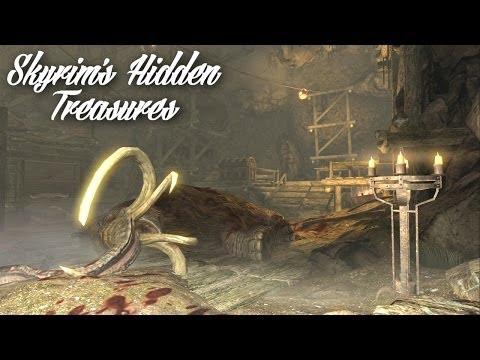 Skyrim's Hidden Treasures - Halted Stream Camp
