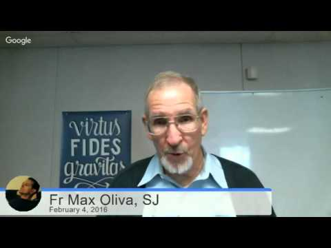 Larson Business School welcomes Max Oliva, SJ
