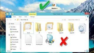 تحويل ملفات نسخة الويندوز الي ملف ISO من خلال برنامج ImgBurn