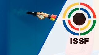 25m Pistol Women Final - 2016 ISSF Rifle and Pistol World Cup in Munich (GER) thumbnail