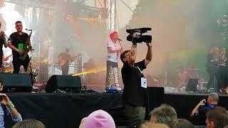 Koncert Ich troje cz.3 (Disco star festiwal Jarocin 2018r)