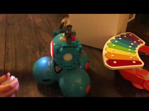 Initial Setup For Wonder Workshop Dash Robot To Work With The Wonder App