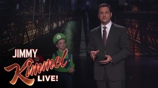 Hey Jimmy Kimmel, I Told My Kid I Ate All Their Halloween Candy Again