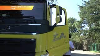 В Сочи ГИБДД выявила 19 неисправных грузовиков. Новости Эфкате