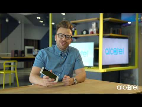 Alcatel mobile A3 XL introduction
