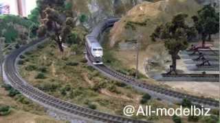 Amtrak Amfleet/Viewliner Phase IV KATO