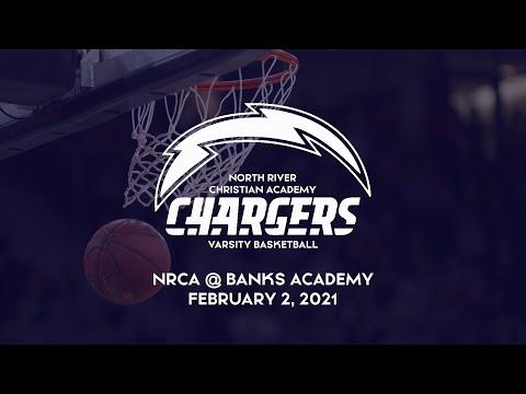 North River Christian Academy @ Banks Academy - Feb 2, 2021