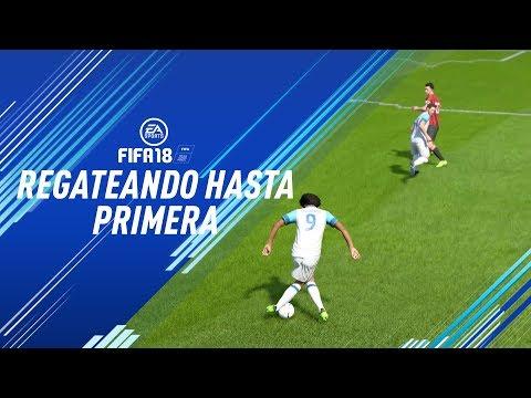 """Regateando hasta Primera Division Ep.5 FIFA 18 """"Nueva División"""""""