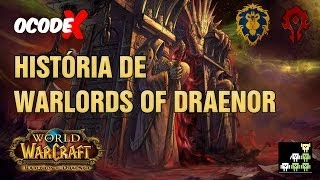 codeX - A História de Warlords of Draenor