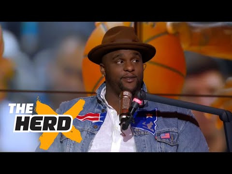 Big Baby Davis on Ray Allen feud, what happened with Doc Rivers | THE HERD (FULL INTERVIEW)