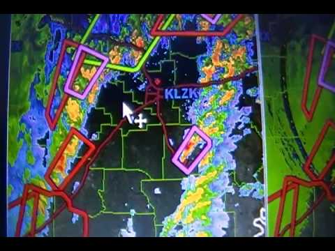 Tornado Warning For White, Jackson, And Independence County Arkansas {EAS #1113} 1-29-13