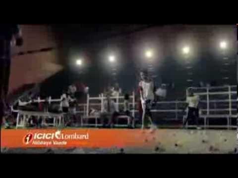 ICICI Lombard -- 2014 TVC -- Latest TV Ad -- Nibhaye Vaade