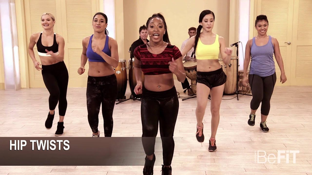 brazilian booty burn workout: burn to the beat- keaira lashae - youtube