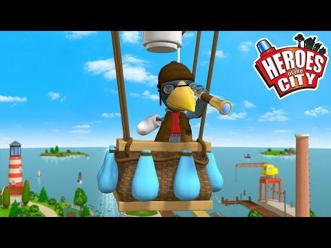 The Hot Air Balloon - Heroes of the City - Season 1 - EP#13