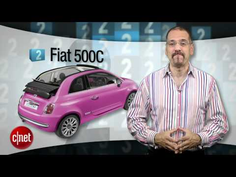 CNET Top 5: Cars Cooley Would Buy
