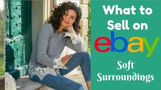 Selling Women s Clothing on eBay - Soft Surroundings