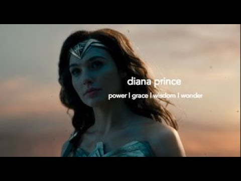diana prince | instead of myself