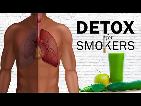 HOW TO CLEAN LUNG'S ? | TIPS TO DETOXIFY SMOKERS LUNGS | TAKE OUT THE TOXINS FROM YOUR BODY