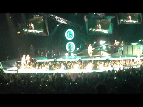 McBusted - I Want You Back (Jackson 5 Cover) + T Shirt Tennis @ Birmingham LG 17/05/14