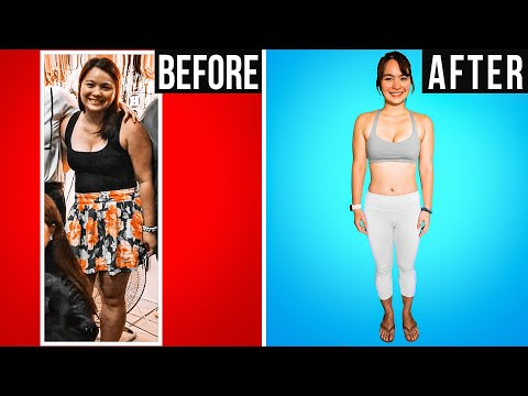 Jump Rope Weight Loss Transformations