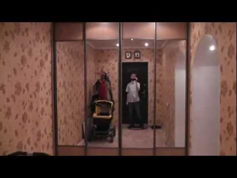 видео: Шкаф-купе-Гардеробная своими руками