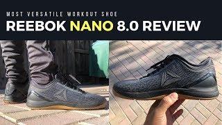 Reebok Crossfit Nano 8.0 Review - Versatile AF